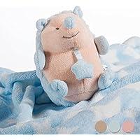 idee geschenk zur geburt Erinnerungen eine Decke und eine Plüsch Kuscheltier Herisson - preisvergleich