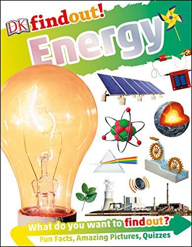 DK Findout! Energy por Emily Dodd