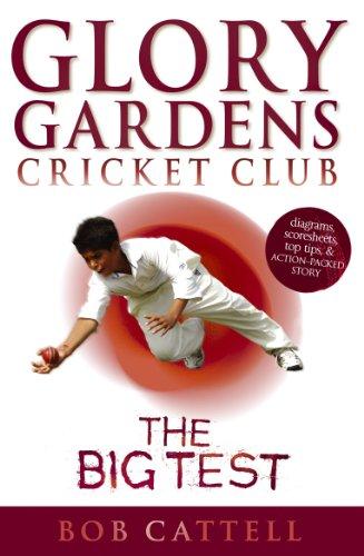 Glory Gardens 3 - The Big Test (English Edition)