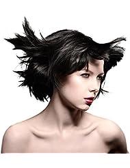 Manic Panic Classic Coloration Cheveux Semi Permanente Vibrante 118ml (Raven - Noir)