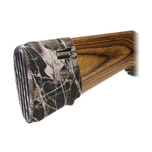 Beartooth Gun Rifle Lizenz Recoil Pad Kit Mossy Oak Camo