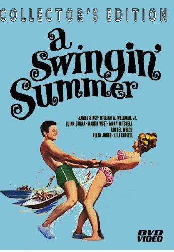 Preisvergleich Produktbild A Swingin Summer-DVD-Starring Raquel Welch by Martin West