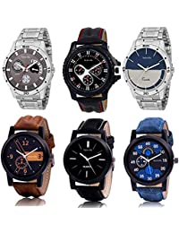 Stylevilla Collection Analogue Combo Look Like Men's Watch