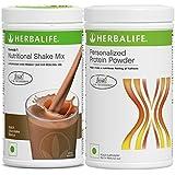 Herbalife Formula 1 With Personalized Protein Powder(400gm) (Dutch Chocolate)