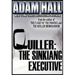 Quiller: The Sinkiang Executive