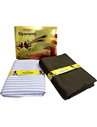Siyaram's Men's Shirt And Trousers Fabric (siyabadhai_Multi-Coloured_Free Size)