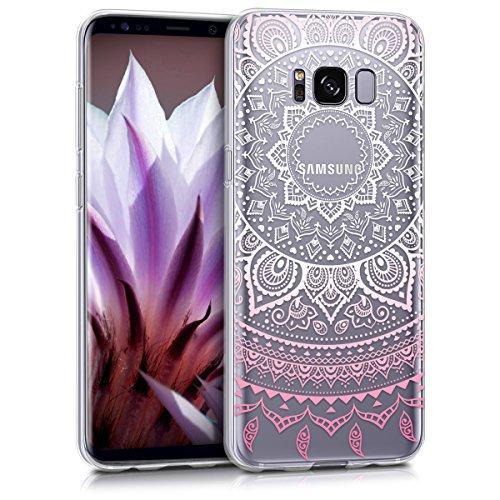 Kwmobile Funda Samsung Galaxy S8 - Carcasa TPU móvil