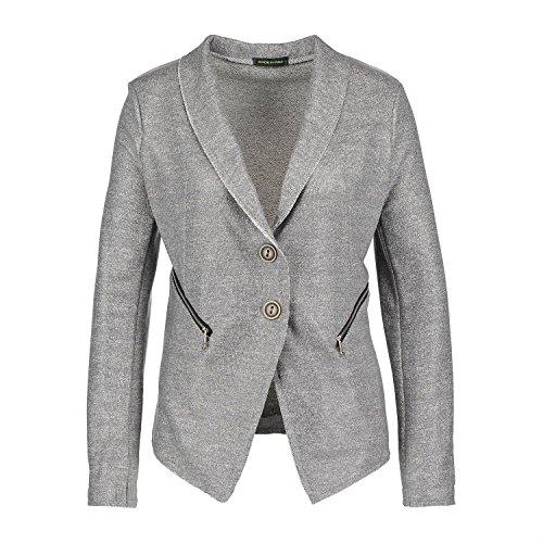 h4f-italy-damen-jersey-sweat-blazer-jacke-metallic-finish-melange-grau-farbe-grau-grosse-m