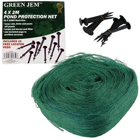 Pond Protection Net - Garden Netting (Pack of