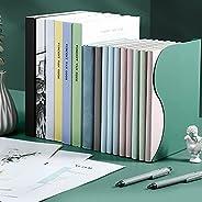 Expandable Bookcase Desktop Bookend Stand Holder. Office Home Book Stroage, Adjustable Book Rack for Children