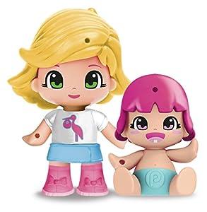 Pinypon - Figurita con bebé sorpresa, pack H (Famosa 700014088)