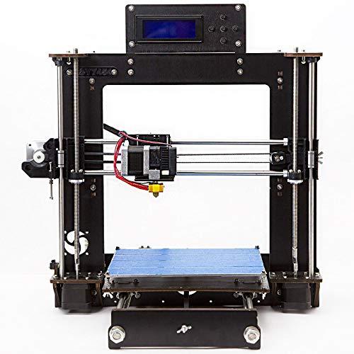 3D Drucker Prusa I3  DIY Desktop 3D Drucker , Hochpräzises und schnelles Drucken von 3D-Modellen (100mm/s), Printer with 1.75mm ABS/ PLA (i3 3D-Drucker)-NQ_spirit