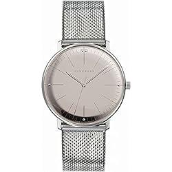 Damen-Armbanduhr Max Bill, Quarzwerk