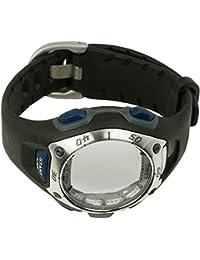 dbc75cb6e36e Timex Ironman Reloj de pulsera para banda plástico banda oscuro incluye  chasis T5E371
