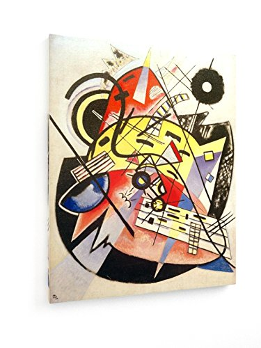 Wassily Kandinsky - puntino bianco (Composition No. 248) - 60x75 cm - weewado - Belle stampe d