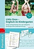 Praxisbuch. Englisch im Kindergarten: Little Ones