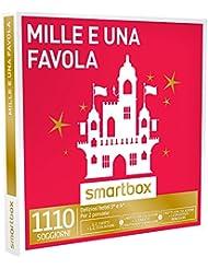 SMARTBOX - Cofanetto Regalo - MILLE E UNA FAVOLA - Deliziosi Hotel 3* e 4*