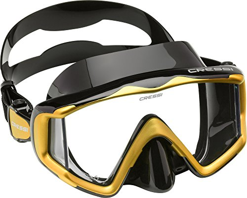 Cressi Liberty 3 Windows Máscara Snorkeling/Buceo