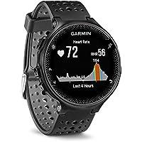 Garmin Forerunner 235 - Montre de Running GPS avec Cardio au Poignet - Noir