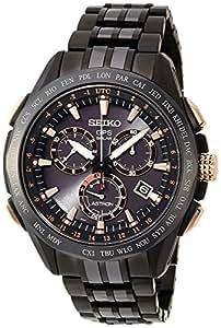 Seiko montre homme Astron GPS Solar chronographe SSE019J1