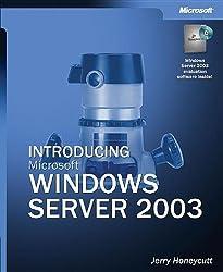 Introducing Microsoft Windows Server(TM) 2003 by Jerry Honeycutt (2003-02-28)