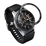 XIHAMA Bezel Ring Compatible for Samsung Galaxy Watch 46mm / Gear S3 Frontier & Classic, Stainless Steel Bezel Styling...
