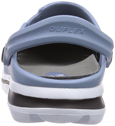 Chung Shi  DUX ORTHO, Mules mixte adulte Bleu - Blau (eisblau)