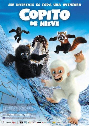 Snowflake, the White Gorilla ( Floquet de Neu ) ( Copito de Nieve (Snow flake, the White Gorilla) ) [ NON-USA FORMAT, PAL, Reg.2 Import - Spain ] by Pere Ponce (Snow Elsa Flake)