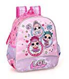 Lol Surprise 96016 Zaino Asilo, 29 Centimetri, Poliestere, Multicolore