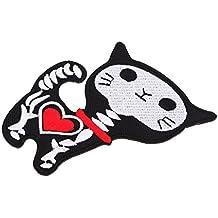 """größenverstellbar /& m mitwachsend /"""" süßes Kätzchen // Katze /"""" Kinderschürze"""