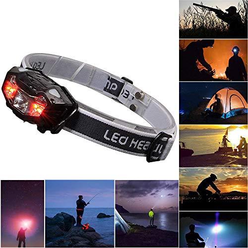 serliy USB LED Induktionssensor Scheinwerfer Wasserdichte Outdoor Taschenlampe Scheinwerferlampe