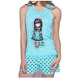 Gor-juss Pijama - para Mujer 8 años