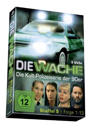 Die Wache - Staffel 5: Folge 1-13 (3 DVDs)