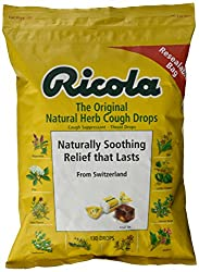 Ricola The Original Natural Herb Cough Drops - 130 CT.