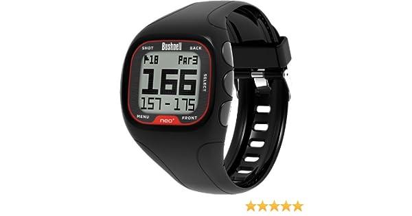 Golf Gps Entfernungsmesser Test : Bushnell neo plus golf gps entfernungsmesser armbanduhr