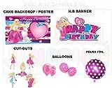 Balloon Junction BARBIE THEME Birthday P...