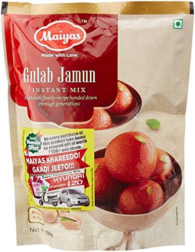 Maiyas Instant Gulab Jamun, 500g