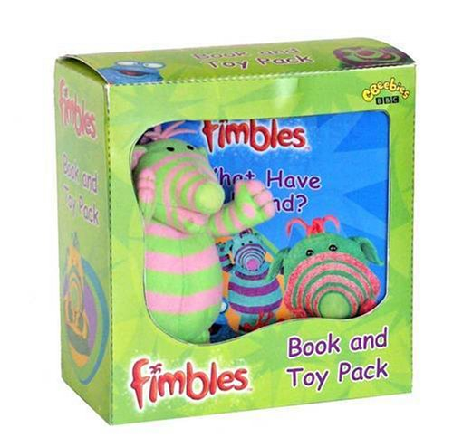 Fimbles: Book and Toy (Book & Toy)