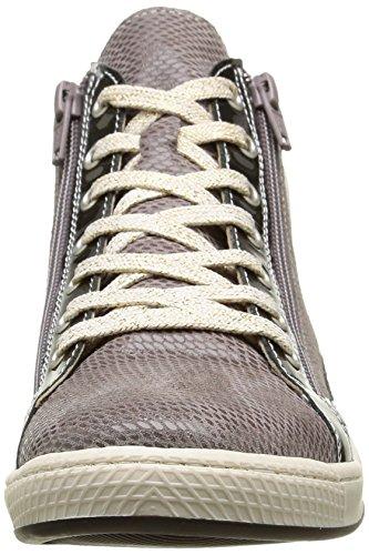 Pataugas Jane F2b, Sneakers Hautes femme Gris