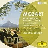 Concerto Per Piano No.14 K449,No.26 K537,No.17 K453,No.21 K467 Elvira Madigan