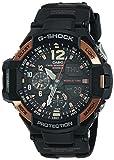 Casio Men's G Shock GA1100RG-1A Black Plastic Quartz Sport Watch