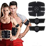 Forcado Body Mobile-Gym 6 Pack EMS Tummy Flatter, Weight loss Muscle Toning/Fitness Technology