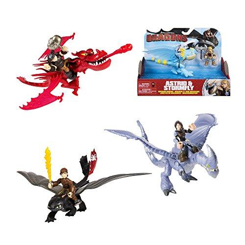 Dragons Modelos Aleatorios, (Bizak 61926593)