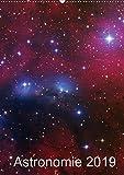 Astronomie 2019 (Wandkalender 2019 DIN A2 hoch): Deep Sky Astrofotografie (Monatskalender, 14 Seiten ) (CALVENDO Wissenschaft)