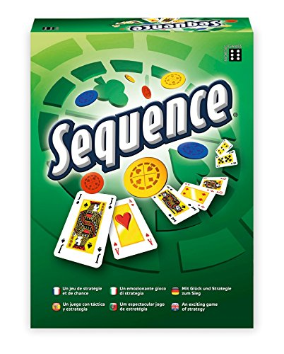 Winning Moves 0531 Sequence - Juego de mesa