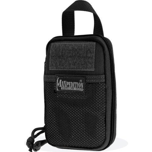 Maxpedition Unisex Mini Pocket Organizer Tasche, Schwarz, Einheitsgröße