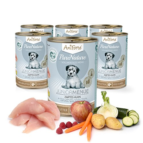 AniForte® PureNature Huhn Naturprodukt Welpen