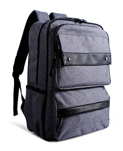 Leinwand Niedlich Damen accessories hohe Qualität Einfache Tasche Schultertasche Freizeitrucksack Tasche Rucksäcke Café Keshi mHdrx