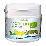 Bio Moringa Tee frisch aus Teneriffa - Moringa oleifera Blätter getrocknet und geschnitten 50 g