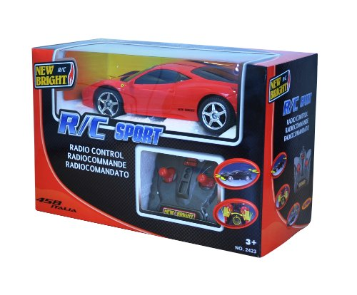 New Bright 1:24 R/C Sports Car Assortment: Ferrari for sale  Delivered anywhere in UK